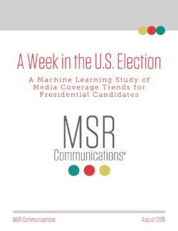 Trend Report: A Week in the U.S. Election