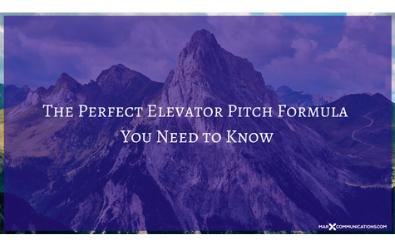 marx-communications-elevator-pitch-formula